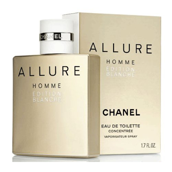 عطر ادکلن شنل الور هوم بلانش-chanel Allure Homme Edition Blanche