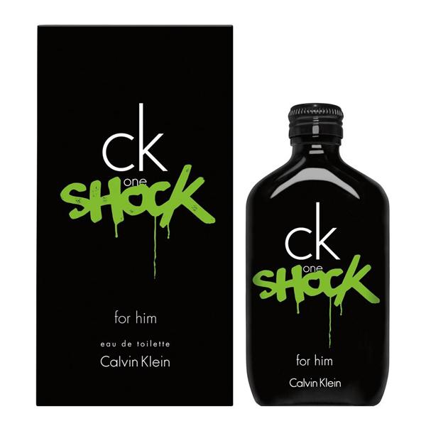 عطر ادکلن سی کی وان شوک مردانه -Ck One Shock