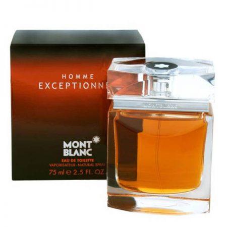 عطر ادکلن مون بلان اکسپشنال-Mont Blanc Homme Exceptionnel