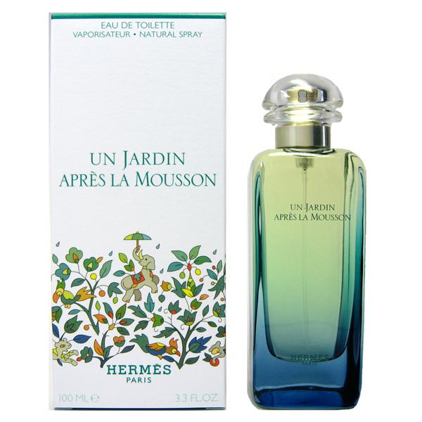 عطر ادکلن هرمس آن جاردین اپرس لا موشن-Hermes Un jardin apres la mousson