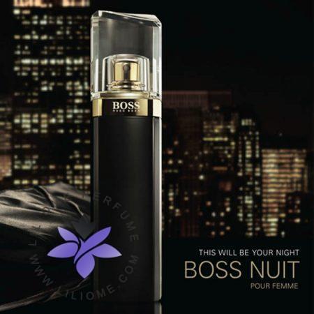 عطر ادکلن هوگو بوس نویت-Hugo Boss Nuit Pour Femme