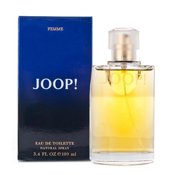 عطر ادکلن جوپ فمه-زرد-Joop Femme