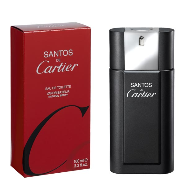 عطر ادکلن کارتیر سانتوس-Cartier Santos