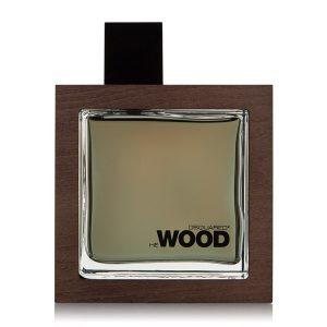عطر ادکلن هی وود مردانه-قهوه ای-He Wood