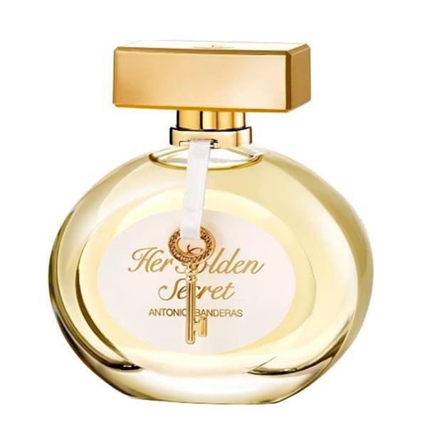 عطر ادکلن آنتونیو باندراس هر گلدن سکرت-Antonio Banderas Her Golden Secret
