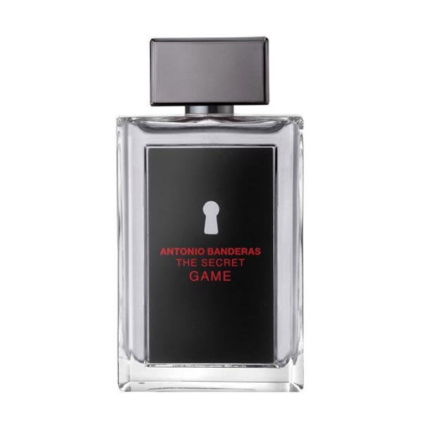 عطر ادکلن آنتونیو باندراس سکرت گیم-Antonio Banderas The Secret Game