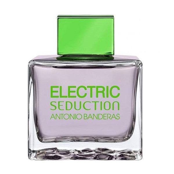 عطر ادکلن آنتونیو باندراس الکتریک سداکشن این بلک-Antonio Banderas Electric Seduction in Black