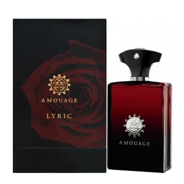 عطر ادکلن آمواج لیریک مردانه-Amouage Lyric