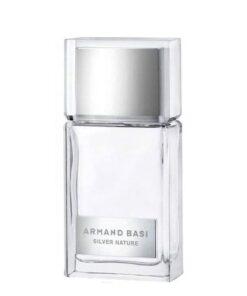 عطر ادکلن آرماند باسی سیلور نیچر-Armand Basi Silver Nature