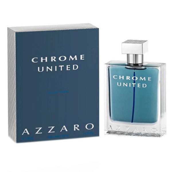 عطر ادکلن آزارو کروم یونایتد-Azzaro Chrome United
