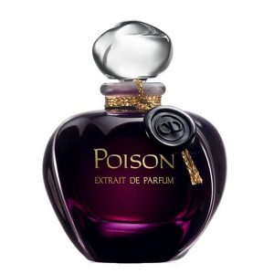 عطر ادکلن دیور پویزن اکستریت د پرفیوم-Dior Poison Extrait de Parfum