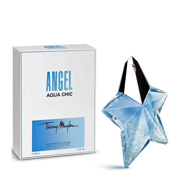 عطر ادکلن تیری موگلر آنجل آکوا شیک-Thierry Mugler Angel Aqua Chic