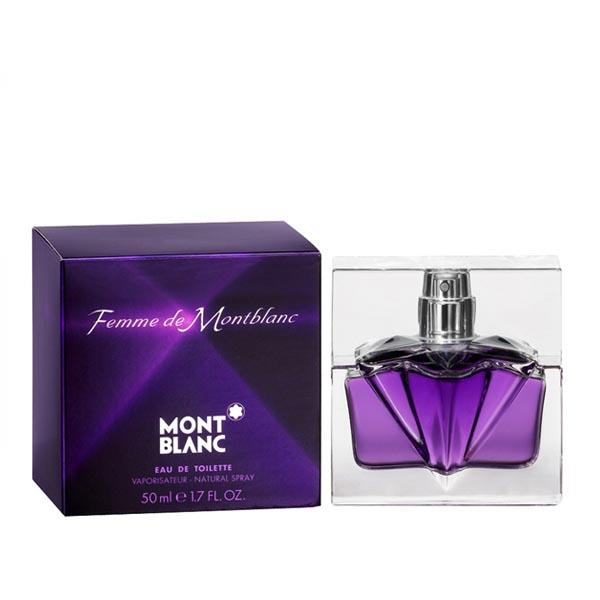 عطر ادکلن مون بلان فمه د مون بلان-Mont Blanc Femme de Montblanc