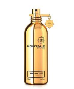 عطر ادکلن مونتاله عود لدر-Montale Aoud Leather