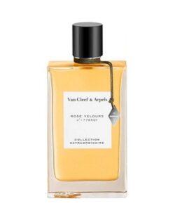 عطر ادکلن ون کلیف اند آرپلز رز ولورس-Van Cleef & Arpels Rose Velours