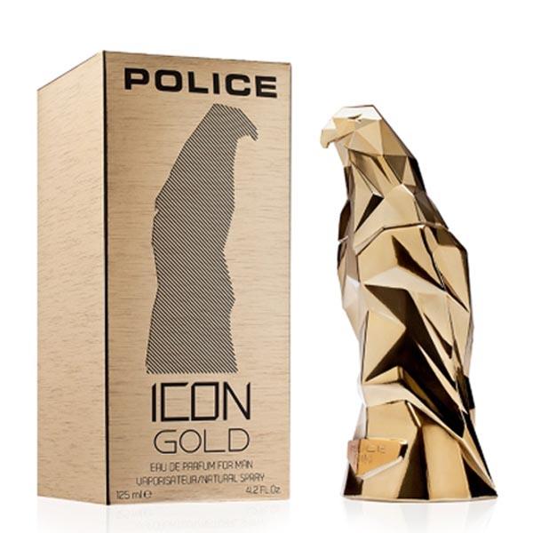 عطر ادکلن پلیس آیکون گلد-طلایی-Police Icon Gold
