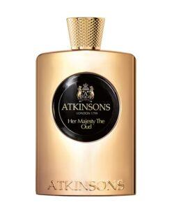 عطر ادکلن اتکینسونز-اتکینسون هیز مجستی د عود مردانه-Atkinsons His Majesty The Oud
