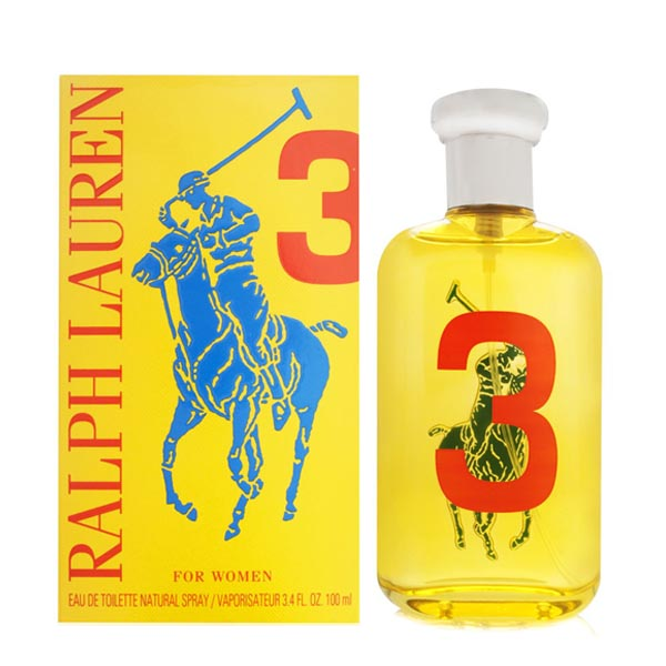 عطر ادکلن رالف لورن بیگ پونی زنانه 3-Ralph Lauren Big Pony 3 for Women