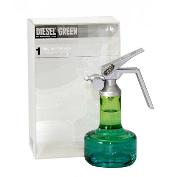 عطر ادکلن دیزل گرین مسکالاین-Diesel Green Masculine