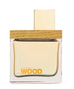 عطر ادکلن دی اسکورد شی وود گلدن لایت وود-DSQUARED² She Wood Golden Light Wood
