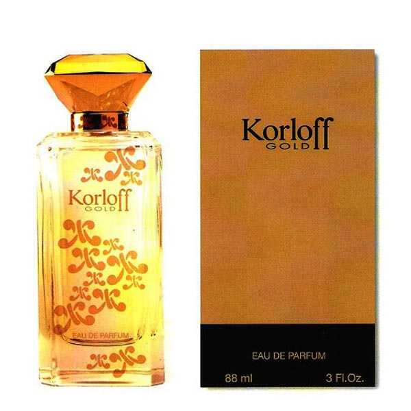 عطر ادکلن کورلوف گلد-Korloff Gold