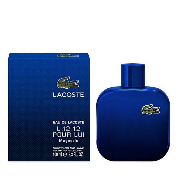 عطر ادکلن لاگوست او د لاگوست پورهوم ال.12.12 مگنتیک-Lacoste Eau de Lacoste Pour Homme L.12.12. Magnetic