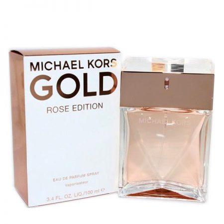 عطر ادکلن مایکل کورس گلد رز ادیشن-Michael Kors Gold Rose Edition