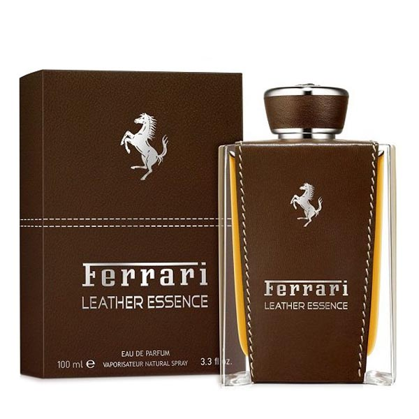 عطر ادکلن فراری لدر اسنس-Ferrari Leather Essence