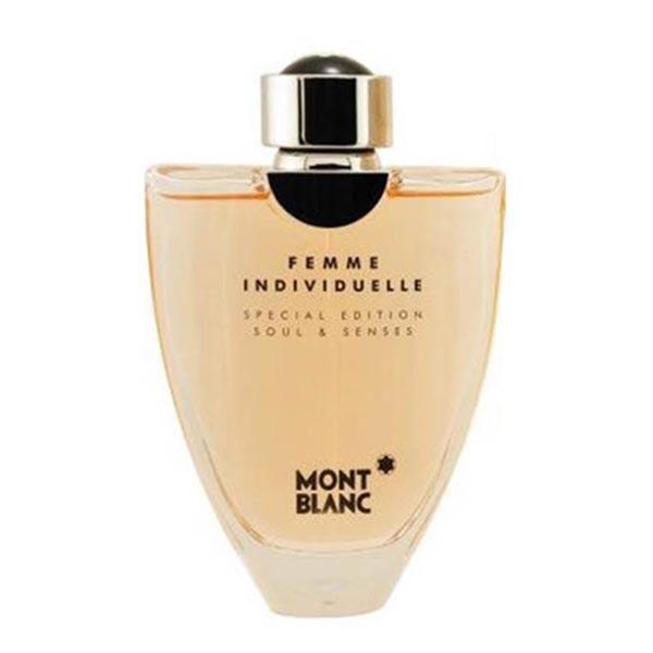 عطر ادکلن مون بلان فمه ایندیویجوال سول سنسز-Mont Blanc Femme Individuelle Soul Senses