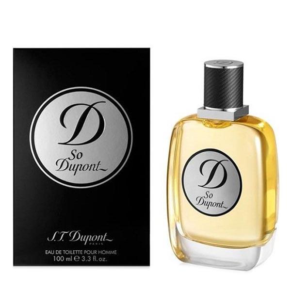 عطر ادکلن اس تی دوپونت سو دوپونت مردانه-S.t Dupont So Dupont Pour Homme