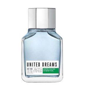 عطر ادکلن بنتون یونایتد دریمز من گو فار-Benetton United Dreams Men Go Far