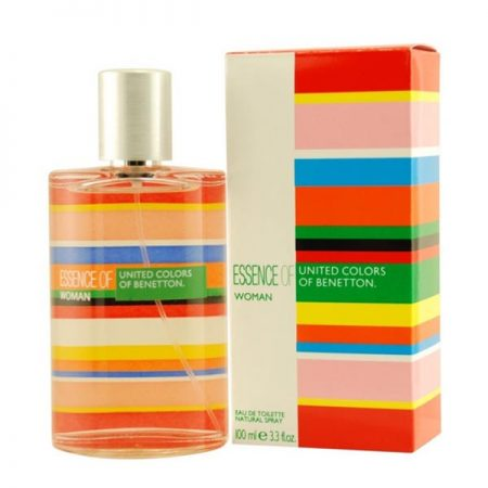 عطر ادکلن بنتون اسنس آف یونایتد کلورز زنانه-Benetton Essence of United Colors Woman