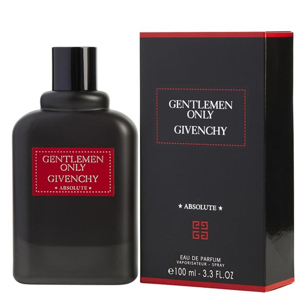 عطر ادکلن جیوانچی جنتلمن اونلی ابسولوت-Givenchy Gentlemen Only Absolute