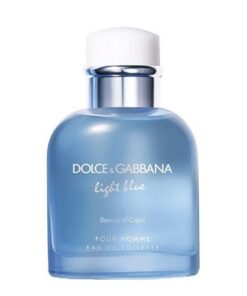 عطر ادکلن دلچه گابانا لایت بلو پور هوم بیوتی آف کپری-Dolce Gabbana Light Blue Pour Homme Beauty of Capri