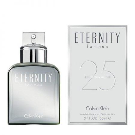 عطر ادکلن سی کی اترنیتی 25 انیورساری ادیشن مردانه-CK Eternity 25th Anniversary Edition for men