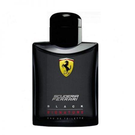 عطر ادکلن فراری بلک سیگنیچر-Ferrari Black Signature