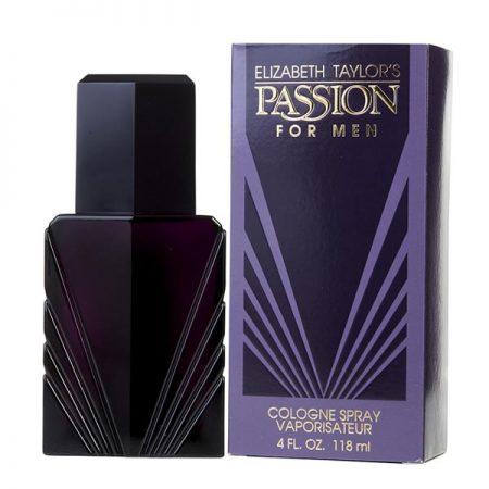 عطر ادکلن الیزابت تیلور پاشن مردانه-Elizabeth Taylor Passion for Men