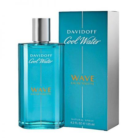 عطر ادکلن دیویدوف کول واتر ویو مردانه-Davidoff Cool Water Wave