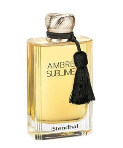 عطر ادکلن استندال آمبر سوبلیم-Stendhal Ambre Sublime