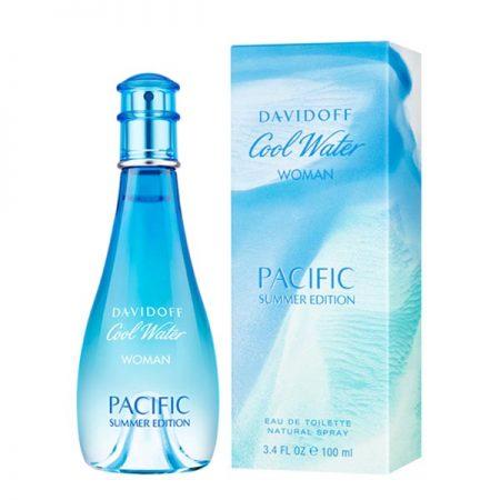 عطر ادکلن دیویدوف کول واتر پسیفیک سامر ادیشن زنانه-Davidoff Cool Water Pacific Summer Edition for Women