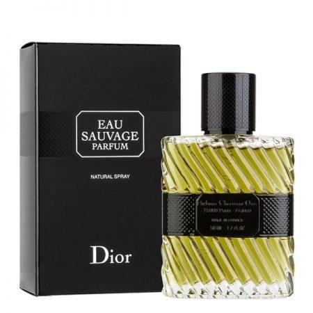 عطر ادکلن دیور او ساواج پرفیوم-Dior Eau Sauvage Parfum 200 ml