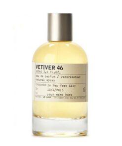عطر ادکلن له لابو وتیور 46-Le Labo Vetiver 46