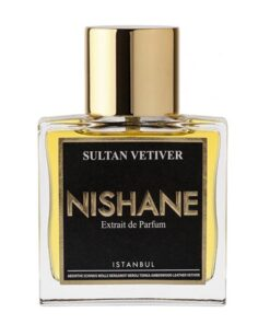 عطر ادکلن نیشان سلطان وتیور-Nishane Sultan Vetiver