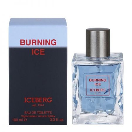 عطر ادکلن آیس برگ برنینگ آیس-Iceberg Burning Ice