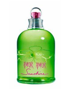 عطر ادکلن کاشارل آمور آمور سان شاین سبز-Cacharel Amor Amor Sunshine