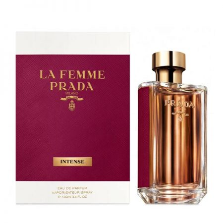 عطر ادکلن پرادا لا فم اینتنس-prada La Femme Intense