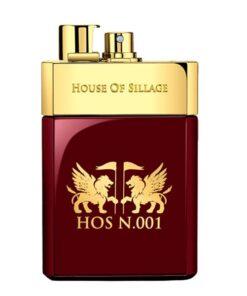 عطر ادکلن هاوس آف سیلیج هاس نامبر 001-House Of Sillage HoS N.001