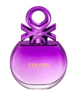 عطر ادکلن بنتون کالرز د بنتون پورپل-Benetton Colors de Benetton Purple