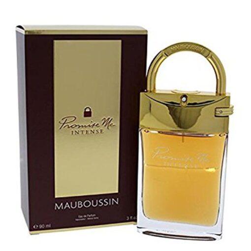 عطر ادکلن مابوسین پرامیس می اینتنس-Mauboussin Promise Me Intense