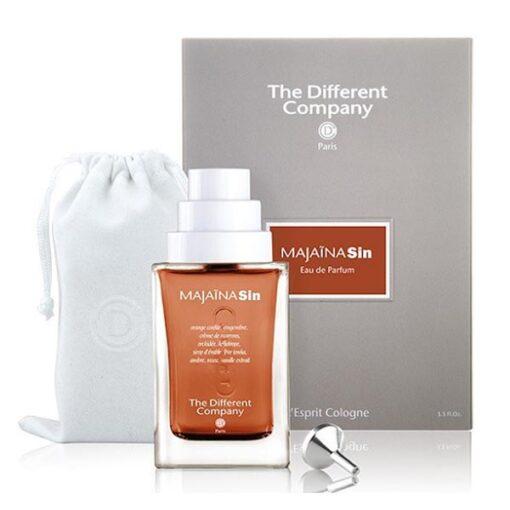 عطر ادکلن دیفرنت کمپانی مجینا سین-The Different Company Majaïna Sin